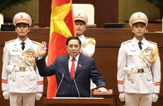 Pham Minh Chinh re-elected as Prime Minister for 2021-2026