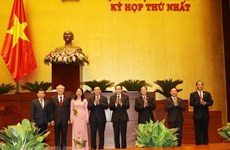Vice State President, Chief Justice, Prosecutor General elected