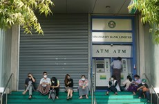 Myanmar economy to shrink by 18 percent this year: World Bank