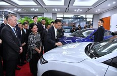 Indonesia plans to produce 600,000 electric cars by 2030