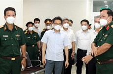 All medical resources must be mobilised to fight COVID-19 in HCM City: Deputy PM