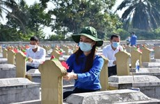 Fallen soldiers honoured on War Invalids and Martyrs Day