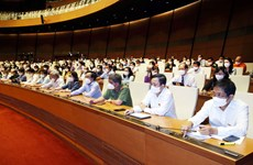 NA's discussions on July 27 focus on national target programmes, five-year development plan