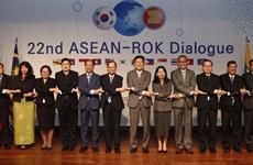 RoK, ASEAN to upgrade FTA