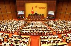 Legislators to discuss two important national target programmes