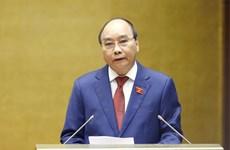 DPRK leader congratulates President Nguyen Xuan Phuc