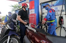 Petrol prices down slightly on July 27