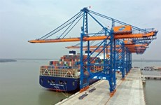 Upgrade expected to raise capacity at int'l port cluster