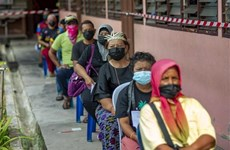 COVID-19: Malaysia reports highest daily infection number
