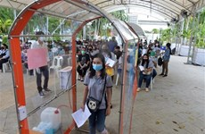 Thailand spends nearly 700 million USD to help students overcome COVID-19