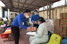 COVID-19: Nearly 1 million free meals offered to needy people nationwide