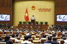 15th NA's first plenary session to close on July 28 after deciding important issues