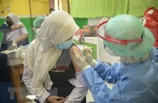 Indonesia aims to vaccinate over 200 million citizens