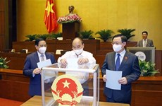 Four justices appointed to Supreme People's Court