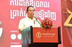 Cambodia restructures loans to ease people's burden