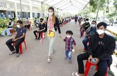 Cambodia begins two-week COVID-19 prevention campaign