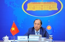 Senior officials talk preparations for 54th ASEAN Foreign Ministers' Meeting