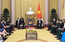 Vietnam regards US as leading partner in foreign policy: President