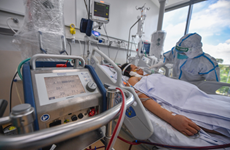 HCM City: 3,851 more COVID-19 patients given all-clear, three intensive care centres set up