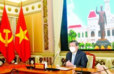 HCM City's leader hopes to foster cooperation with Italy