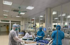JICA presents medical devices for COVID-19 treatment to HCM City