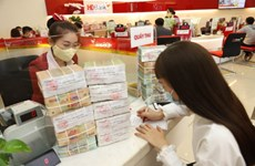 HDBank's profits up 44.2 percent in H1