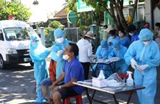 3,657 cases added to Vietnam's COVID-19 tally on July 30 evening