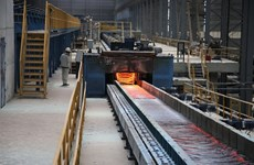 Steel producers record big profits on high prices