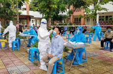 Vietnam records 4,246 new COVID-19 cases