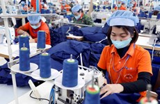 Vietnam earns nearly 19 billion from textile exports in H1