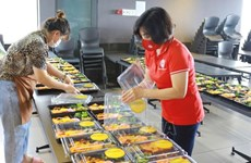 VFF Central Committee offers 1.7 million meal portions for people in southern localities