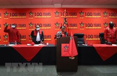 Vietnam congratulates South African Communist Party on 100th anniversary