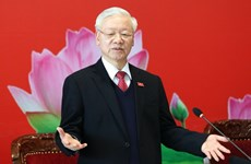 German historian: Vietnamese Party chief's article highlights experience in creative application of Marxism-Leninism
