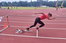 Tokyo Olympics: Vietnamese runner to compete in semi-final of women's 400m hurdles