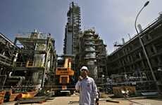 Indonesia attracts 1.7 bln USD investment in world's 2nd integrated petrochemical complex