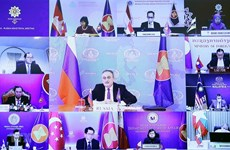 ASEAN, Russia hold Foreign Ministers' Meeting