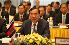 Cambodia ready to work with US within Mekong River frameworks: official