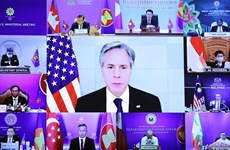 ASEAN, US agree to continue prioritising COVID-19 response, support for sustainable recovery