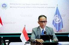 Indonesia proposes regional health mechanism