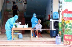Vietnam reports 7,244 new COVID-19 cases, 393 deaths