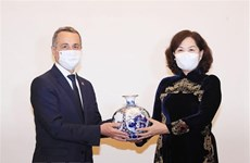 Switzerland's National Day, diplomatic ties with Vietnam celebrated in Hanoi