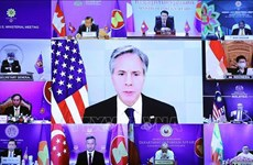 US reaffirms support for ASEAN's central role