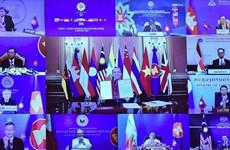 ASEAN grants UK 'dialogue partner' status