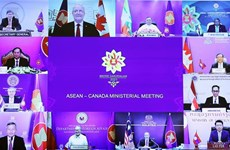 Foreign Minister attends ASEAN-Canada Post Ministerial Conference