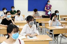 Over 11,000 students to take 2nd round of national high school graduation exam
