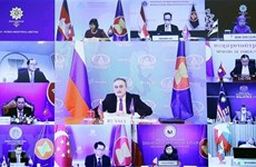 Cambodia becomes coordinator for ASEAN-Russia Dialogue Relations