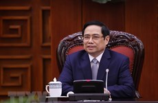 Congratulatory messages cabled on 45th anniversary of Vietnam – Thailand diplomatic ties
