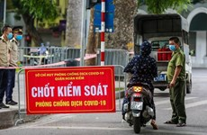 COVID-19: Hanoi extends social distancing until August 23