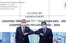 Switzerland offers Vietnam nearly 80 million USD for business climate improvement