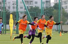Women's team works hard for World Cup dream